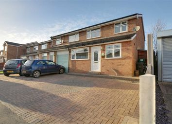 Thumbnail 3 bed semi-detached house for sale in Hill Top Avenue, Winsford, Cheshire