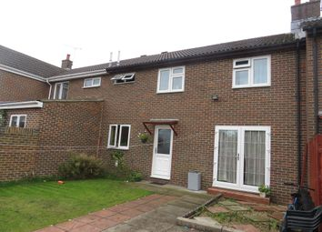 Thumbnail 4 bed terraced house for sale in Skelmersdale Walk, Bewbush, Crawley