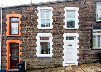 3 bed terraced house for sale in Evan Street, Treharris CF46