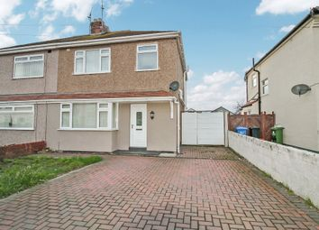 Thumbnail 3 bed link-detached house for sale in Madryn Avenue, Rhyl