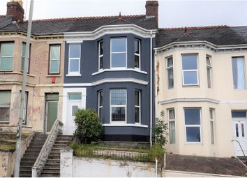 Thumbnail 4 bed terraced house to rent in Hyde Park Road, Plymouth