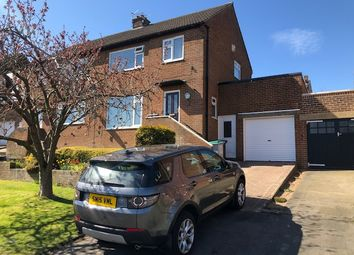 Thumbnail 3 bed semi-detached house for sale in West Drive, Lanchester