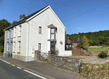 Thumbnail 3 bed semi-detached house for sale in Dinas Cross, Newport