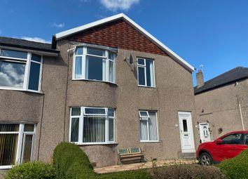Thumbnail 3 bed flat to rent in Montford Avenue, Glasgow