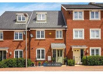 Thumbnail 3 bed terraced house to rent in St. Lucia Crescent, Bletchley, Milton Keynes