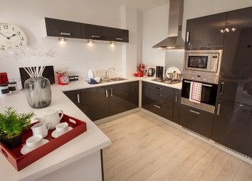 Thumbnail 3 bedroom terraced house for sale in The Torlan At Vivo Northshore, Northshore Road, Stockton-On-Tees