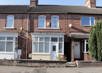 Thumbnail 3 bed terraced house for sale in Campbell Street, West Lindsey, Lincolnshire
