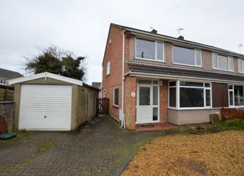 Thumbnail 3 bedroom semi-detached house for sale in Englands Crescent, Winterbourne, Bristol
