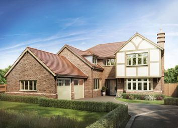 Thumbnail 5 bed detached house for sale in Station Lane, Lapworth, Solihull