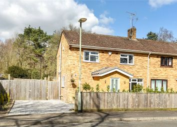 Thumbnail 3 bed end terrace house to rent in Kingsbridge Cottages, Nine Mile Ride, Wokingham, Berkshire