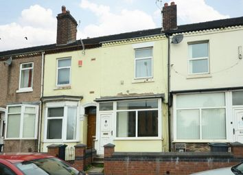 Thumbnail 2 bed terraced house for sale in Leek Road, Stoke-On-Trent