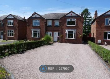 Thumbnail 3 bed semi-detached house to rent in Booth Bed Lane, Goostrey, Crewe