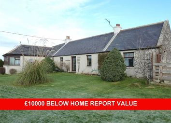 Thumbnail 3 bed cottage for sale in Auchenhalrig Cottages, Spey Bay