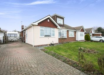 Thumbnail 3 bed bungalow for sale in Foxwood Way, New Barn, Longfield