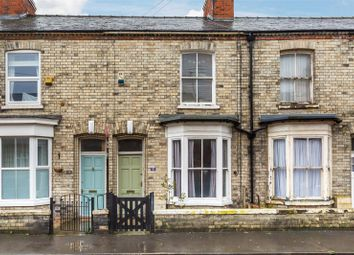 Thumbnail 2 bed terraced house for sale in Nunthorpe Road, York