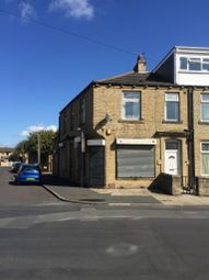 Thumbnail 1 bed end terrace house for sale in Parkside Road, Bradford