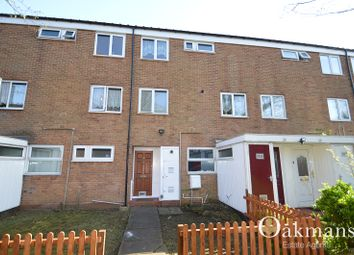 Thumbnail 3 bedroom maisonette for sale in Hubert Croft, Birmingham, West Midlands.
