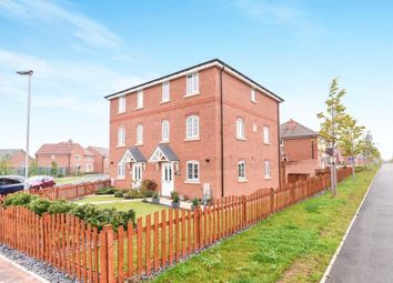 Thumbnail 4 bed semi-detached house for sale in Codling Road, Evesham