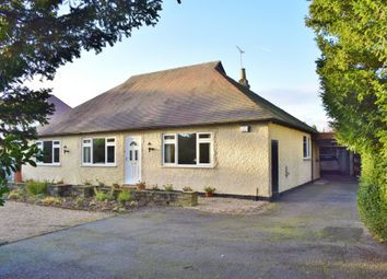 Thumbnail 4 bed detached bungalow for sale in Shelford Road, Radcliffe-On-Trent
