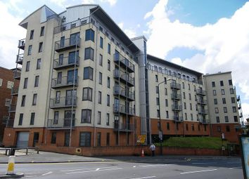 Thumbnail 2 bedroom flat for sale in Park West, Canning Circus, Nottingham