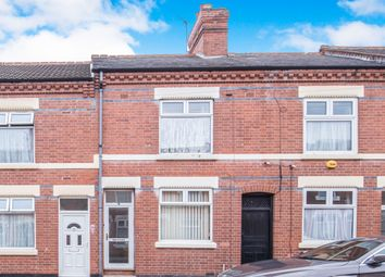 Thumbnail 3 bed terraced house for sale in Abney Street, Highfields, Leicester