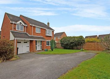 Thumbnail 4 bed detached house for sale in Featherwood, Westlea, Wiltshire