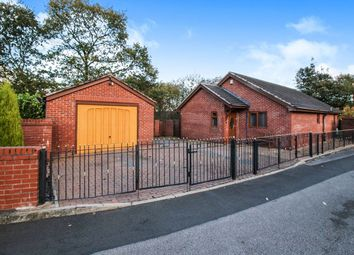 Thumbnail 3 bed bungalow for sale in Wood Lea Chase, Clifton, Manchester