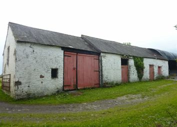 Thumbnail 3 bed barn conversion for sale in Llansadwrn, Llanwrda