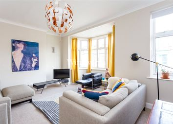 Thumbnail 3 bed flat to rent in Hampden Road, London
