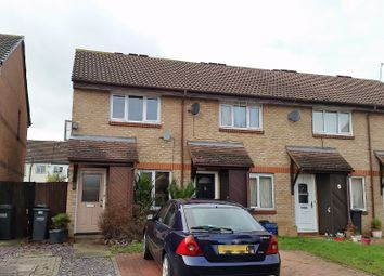 Thumbnail 2 bedroom end terrace house for sale in Davies Close, Croydon