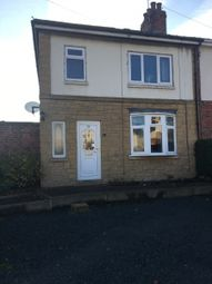 Thumbnail 2 bed semi-detached house to rent in Hamel Rise, Hemsworth, Pontefract
