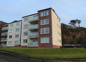 Thumbnail 2 bed flat to rent in Undercliff Court, Undercliff Road, Wemyss Bay