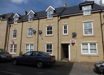 Thumbnail 3 bedroom town house to rent in Palmer Close, Ramsey, Huntingdon