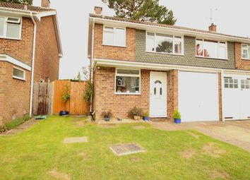 Thumbnail 3 bed semi-detached house for sale in Cecil Aldin Drive, Tilehurst, Reading