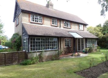 Thumbnail 4 bed detached house to rent in The Bramblings, Sea Estate, Rustington