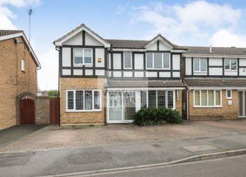 Thumbnail 4 bed semi-detached house for sale in Milton Way, Houghton Regis, Dunstable