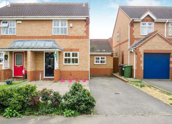 3 bed semi-detached house for sale in Balintore Rise, Orton Southgate, Peterborough PE2