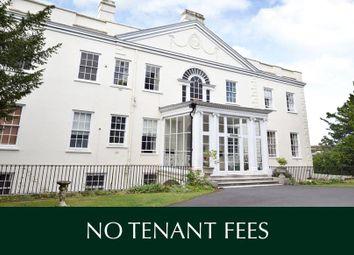Thumbnail 3 bedroom flat to rent in The Retreat Drive, Topsham, Devon
