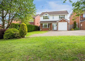 Thumbnail 4 bed detached house for sale in Sycamore Close, Buckingham