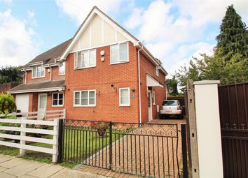 Thumbnail 3 bed semi-detached house for sale in The Larches, Hillingdon, Uxbridge