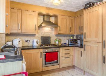 Thumbnail 2 bed terraced house for sale in Fairoak Chase, Brackla, Bridgend