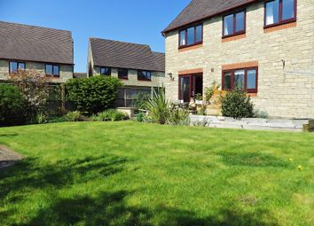 Thumbnail 3 bed detached house to rent in Cotswold Meadow, Witney, Oxfordshire