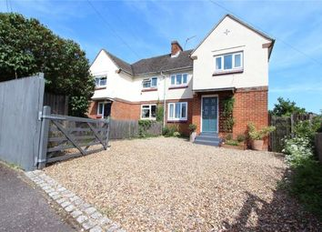 Thumbnail 4 bed semi-detached house for sale in Magdalen Green, Thaxted, Dunmow, Essex