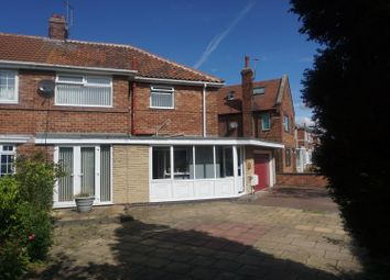Thumbnail 3 bed semi-detached house for sale in Rokeby Park, Hull