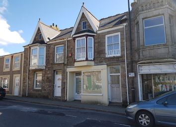 Thumbnail 2 bed maisonette to rent in Trelowarren Street, Camborne