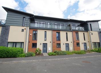 Thumbnail 3 bed town house for sale in Hayman Crescent, Marlborough Park, Swindon