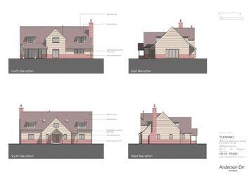 Wood Lane, Kidmore End, Reading RG4. 4 bed detached house for sale