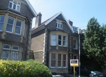 Thumbnail 2 bed flat to rent in The Quadrant, Redland, Bristol