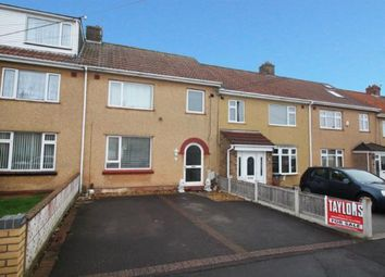 Thumbnail 3 bed terraced house for sale in Pettigrove Gardens, Kingswood, Bristol