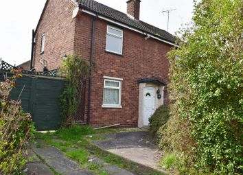 Thumbnail 3 bed terraced house for sale in Graham Road, Blacon, Chester